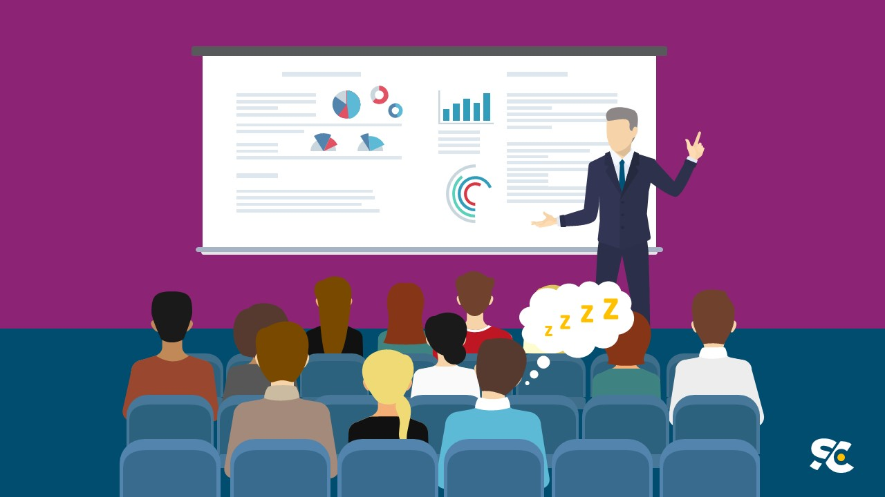 How to make your presentation more visual and effective