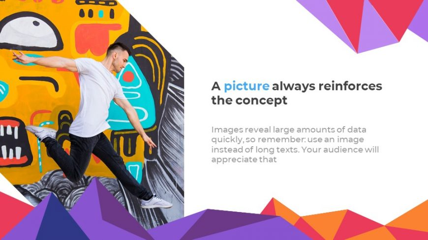Colorful Multi-Function PowerPoint Template