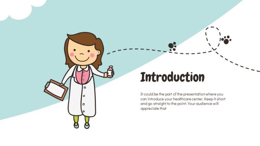 Children's Hospital Powerpoint Template