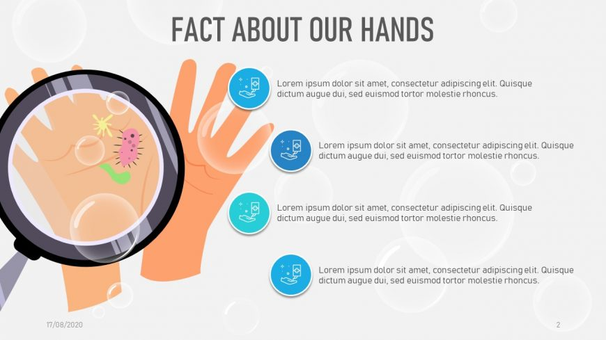 Hand Hygiene PowerPoint Template