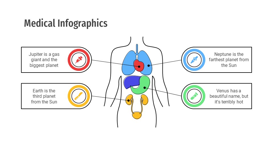 Medical Infographics Templates