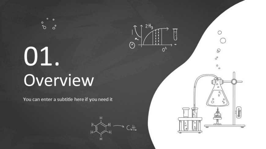 Chemistry Lesson PowerPoint Template