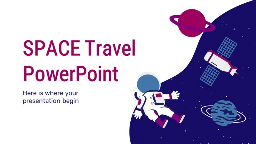 Space Travel PowerPoint Travel1