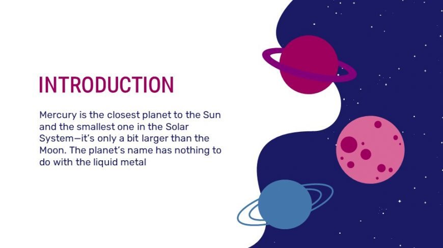 Space Travel PowerPoint Template