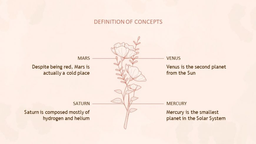 Botany Lesson PowerPoint Template
